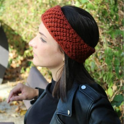 knitted headband pattern with circular needle